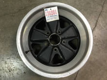Porsche 911 930 Carrera Black Fuchs Wheel 8x16 911.361.020.45 OEM