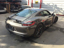 Porsche 2014 Cayman S Project Manual Transmission Builder Track