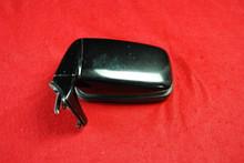 Porsche 911 Original Left Power Mirror with Housing Black OEM 91173102302