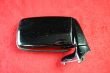Porsche 911 Original Right Power Mirror with Housing Black OEM 91173102602 911.731.026.02
