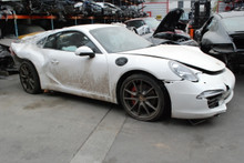 2012 White 991 Carrera