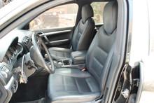 Porsche 957 Cayenne Complete Black Leather Interior Kit (Dash,Seats,Trim...)