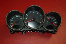 Porsche 987 Boxster Cayman Tiptronic Speedometer Cluster 98764110430 D07