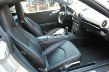 Porsche 987 Cayman S Complete Black Leather Interior (Dash,Seats,Console...)