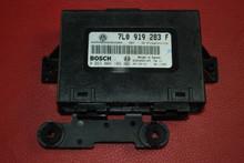 VW Porsche Cayenne Park Assist Driver Assistant Control Unit Module 7L0919283