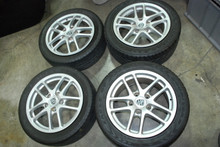 "Porsche 987 Cayman 17"" Wheels Rims Set(4) 6.5x17 ET55 