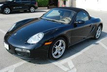 Porsche Boxster 2005 2.7L Black