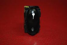 Porsche 911 996 Black Gloss Power Door Lock Switch Knob Button 99661314400 OEM