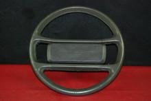 Porsche 911 930 964 Carrera Steering Wheel 4 Spoke Grey Leather 91134708408 Gray