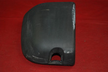 Porsche Boxster 986 LEFT Rear Bumper Guard Pad Buffer Cover Driver 98650542500