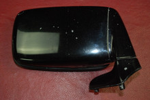 Porsche 911 Original Right Power Mirror with Housing Black OEM 91173102603
