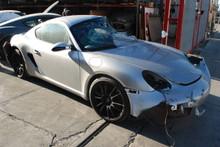2006 Porsche 987C Cayman Silver
