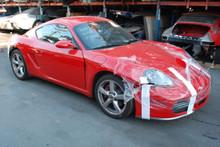 2006 987C Cayman Red