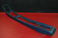 Porsche 911 964 993 Center Console Blue Leather 964.552.517.00 Genuine OEM