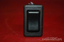 Porsche 911 928 Matte Black Power Door Mirror Switch Knob Button OEM 92861324000
