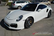 2015 Porsche 911 Turbo S Coupe