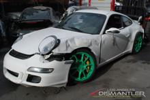 2008 997 GT3 White