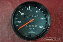 Porsche 911 Carrera VDO Electronic Speedometer Gauge 180MPH 911.641.534.00 OEM