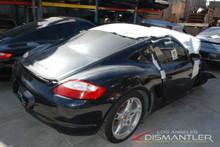 2006 987C Cayman S Grey