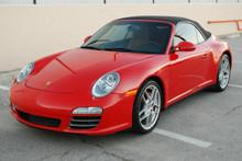 2009 Porsche 911 Porsche 911 997 2009 C4S Cabriolet