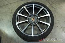 Porsche 911 991 Rad Carrera Classic II Wheel Rim 8.5x20 ET51 99136216130 Factory