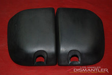 Porsche Boxster 986 LEFT RIGHT Rear Bumper Guard Pads Cover Driver Passenger Pad