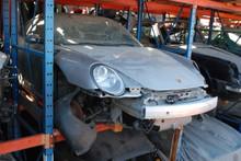 2005 Silver 997 Carrera S