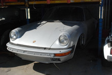 1989 Silver 911 Carrera Coupe
