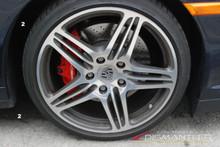 """Porsche 911 997 Turbo Set Wheels Rims """"19 11x19 ET51 8.5x19 ET 56 OEM Factory"""
