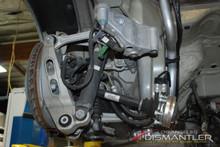 Porsche 911 991 C4S Left Rear Suspension Kit -Arms, Strut, Bearing, Axle, Shaft
