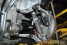 Porsche 911 991 C4S Right Rear Suspension Kit -Arms, Strut, Bearing, Axle, Shaft