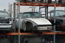 1987 White 911 Carrera