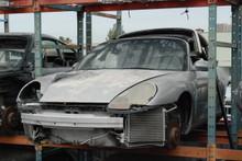 2000 Silver 996 Carrera Cabriolet