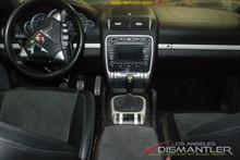 Porsche Cayenne GTS Black Alcantara Interior Kit Dash,Seats,Trim 6 Speed Shift