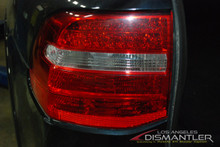 08-10 Porsche 957 Cayenne 2nd Gen Driver Left Tail Light Quarter Lamp OEM