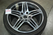"Porsche 997 Turbo Wheel 19"" Rim 11x19 ET51  99736216202 OEM"