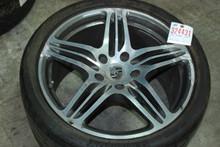 "Porsche 997 Turbo Wheel 19"" Rim 11x19 ET51 OEM  99736216202"