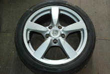"""Porsche 987c  Cayman S Wheel 8x18 ET57 98736213601 18"""" Rim"""
