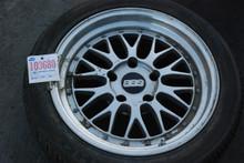 """Porsche 911 BBS Wheel 9x17 ET17 17"""" Rim"""