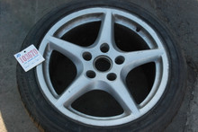 "Genuine Porsche 911 997 Wheel 10x18 ET58 99736214001 18"" Rim"