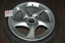 Porsche 996 Turbo Twist Wheel Solid Spoke 11x18 ET45 99636214201