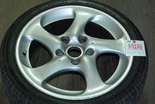 "Porsche 996 911 Turbo Twist Wheel Solid Spoke 8x18 ET50  99636213601 18"" Rim"