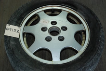 "Porsche 964 Carrera  Set of (4) Wheels 16"" Rims 6x16 ET52.3  8x16 ET52.3 96436211201 96436211801"
