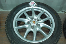 "Porsche Set of 4 Cayenne Wheels 9x19 ET60 7L5601025B 19"" Rim"