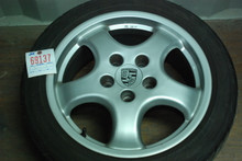 "Porsche 911 Set of4 Wheels 9x17 ET47 7.5x17 ET52 17"" Rims"
