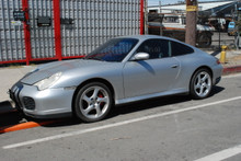 Porsche 911 996 2004 Silver Carrera C4S