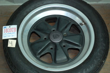 "Porsche 911 Fuchs Wheels Set (4) 7x16 ET23 9x16 ET15 911362115 911362119 16"" Rims"