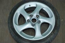 Porsche 911 996 Turbo Twist Wheel Solid Spoke 8x18 ET50  99636213601
