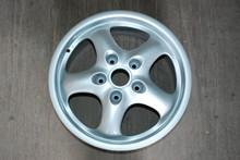 "Porsche Carrera 993 911 Cup 2 Wheel 7x17 ET55 99336212400  17"" Rim OEM"