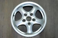 """Porsche 993 911 Cup II Wheel 7x17 ET55 99336212400 OEM 17"""" Rim"""